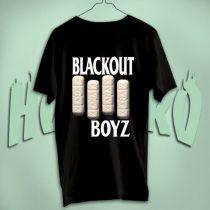 Blackout Boyz Xanax Men Women T Shirt