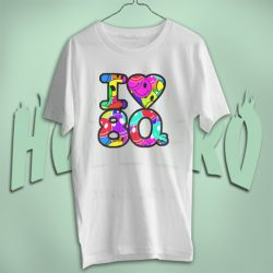 I Love 80s T Shirt For Men And Womens