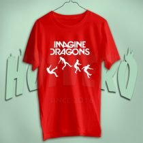 Imagine Dragons Evolve Concert T Shirt