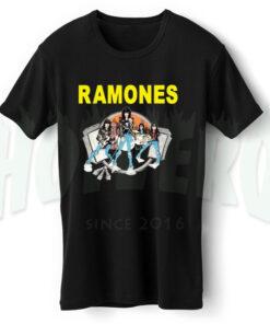 Ramones Road To Ruin Tour T Shirt
