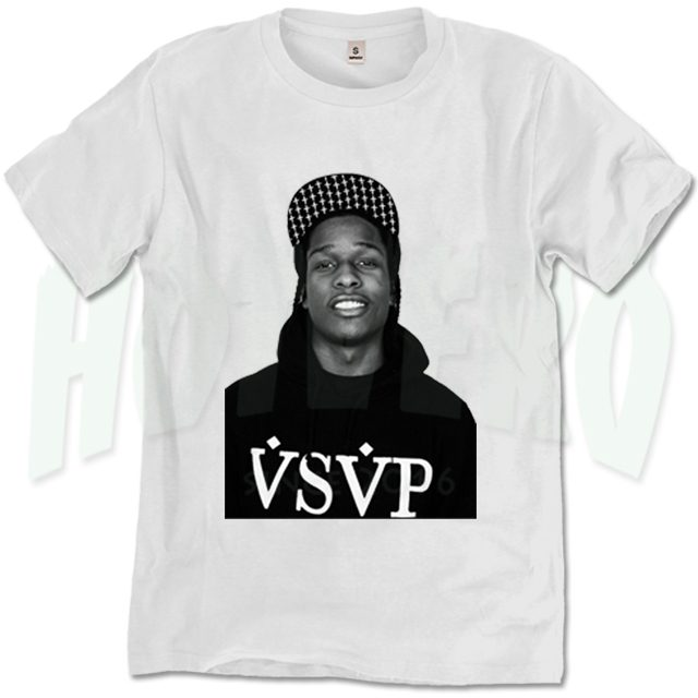 Asap Rocky VSVP Meaning T Shirt