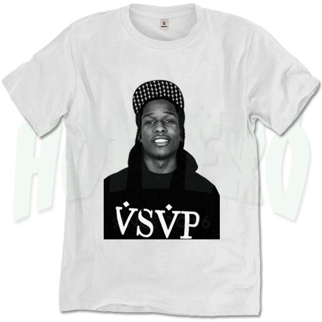 Asap Rocky T-Shirts from Spreadshirt Unique designs Easy 30 day return policy Shop Asap Rocky T-Shirts now!