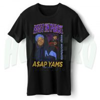 Asap Yams Tribute Hip Hop Legend T Shirt