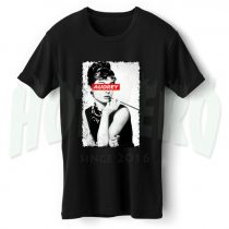 Audrey Hepburn Breakfast At Tiffany Supreme T Shirt Inspired