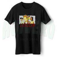 Bart Family Sadgasm Funny Urban T Shirt