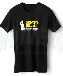 Bart Homer Funny T Shirt