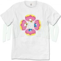 Bart Springkle Donuts T Shirt