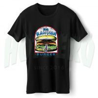 Classic Big Kahuna Burger Pulp Fiction T Shirt