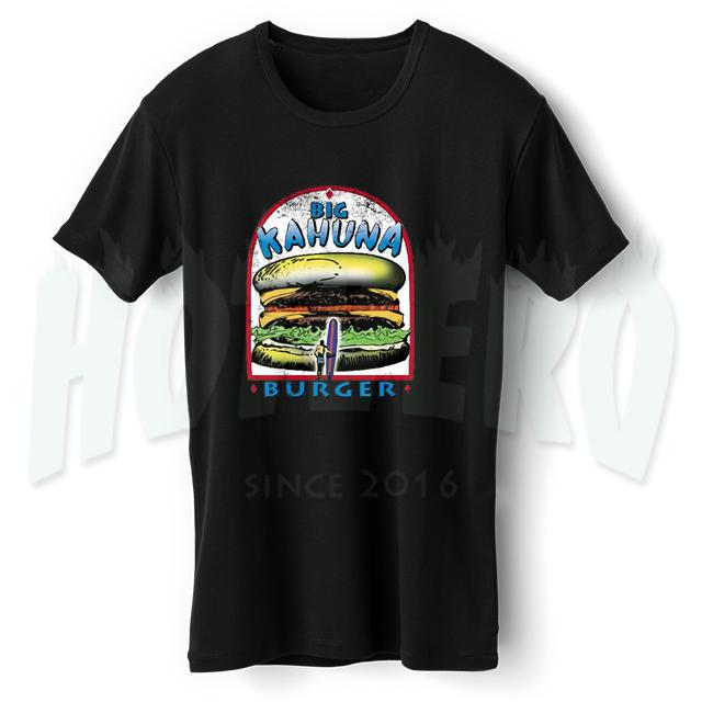 Classic Big Kahuna Burger Pulp Fiction T Shirt