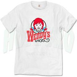 Classic Wendys Burger T Shirt