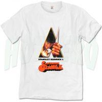 Clockwork Orange Classic T Shirt Design
