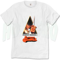 Clockwork Orange Classic T Shirt Design