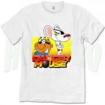 Danger Mouse 80s Tv Series T Shirt