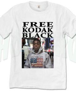 Free Kodak Black Lil Big Pac T Shirt