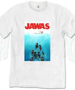 Funny Jawas Parody T Shirt Design