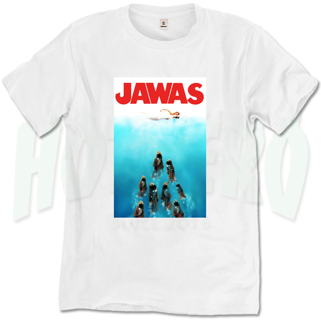 24124ca94 Funny Jawas Parody T Shirt Design - HotVero