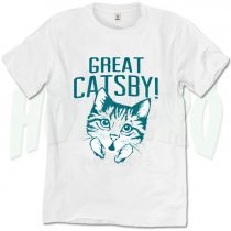 Great Catsby Parody T Shirt