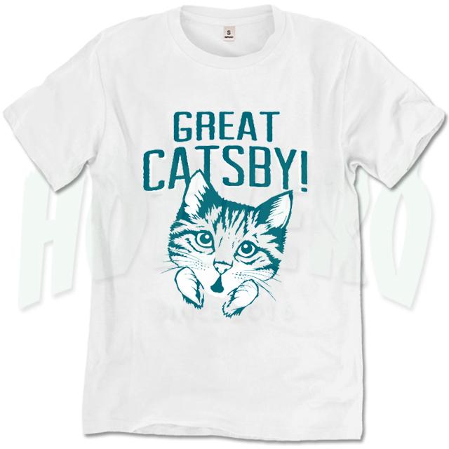 Great Catsby Parody T Shirt
