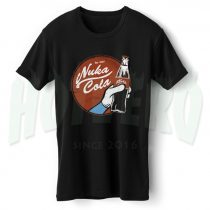 Ice Cold Nuka Cola Classic T Shirt