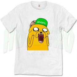 Jake Adventure Time Odd Future Wolf Gang T Shirt