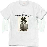 Jean Michel Basquiat Crown T shirt