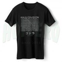 Kaiju Division Godzilla T Shirt
