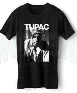 Memorial Tupac Shakur Hip Hop Legend T Shirt