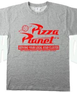 Pizza Planet Symbol T Shirt Classic Pizza