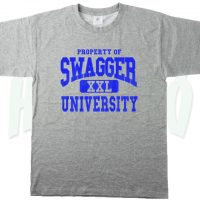 Property of Swagger University Urban T Shirt