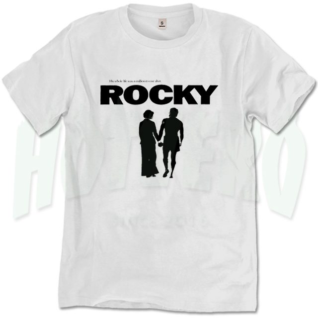 Rocky Balboa Life Quote T Shirt
