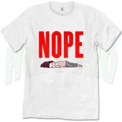 Funny Sleep Nope T Shirt