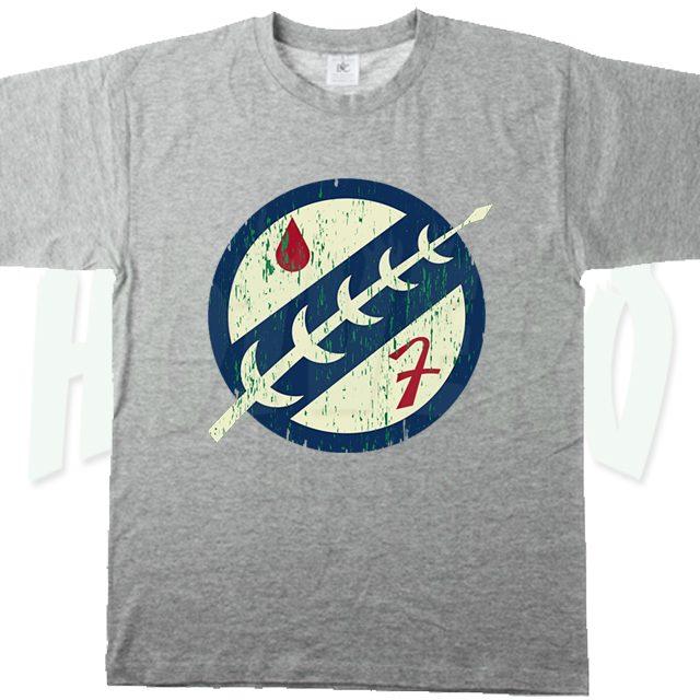 Star Wars Mandalorian Symbol T Shirt