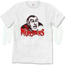 The Munsters Grandpa Classic Movie T Shirt
