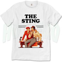 The Sting 80s Movie T Shirt