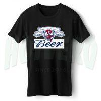 Vintage Beer Symbol T Shirt
