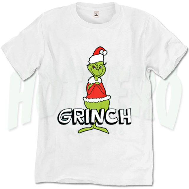 Vintage Grinch Stole Christmas T Shirt