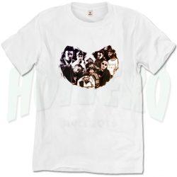 Wutang West Coast Hip Hop Family T Shirt