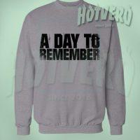 A Day To Remember Symbol Urban Sweatshirt