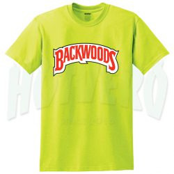 Backwoods Cigar Yellow T Shirt For Men And Women