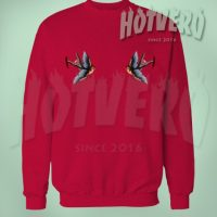 Bird Peace Urban Streetwear Sweatshirt
