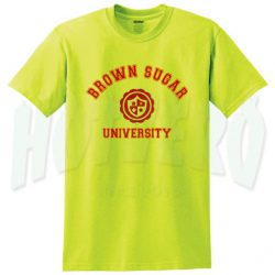 Brown Sugar University Melanin T Shirt