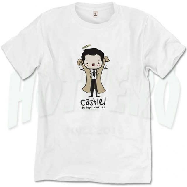 Castiel an Anger Of Me Lord Supernatural T Shirt