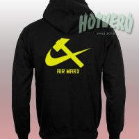 Cheap Air Karl Marx Urban Streetwear Hoodie