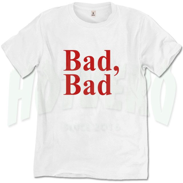 Cheap Bad Girl Urban Style T Shirt Designs