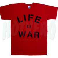 Cheap Life Is War Urban Streetwear T Shirt