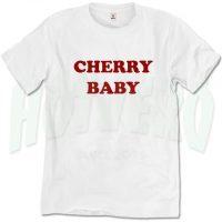 Cherry Baby Vintage Urban T Shirt