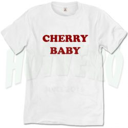 Cherry Baby Vintage Urban T Shirt