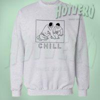 Chill Pewdiepie Gamer Sweatshirt