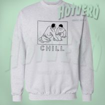Chill Pewdiepie Gamer Sweatshirt
