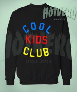 Cool Kids Club Sweatshirt Urban Clothing